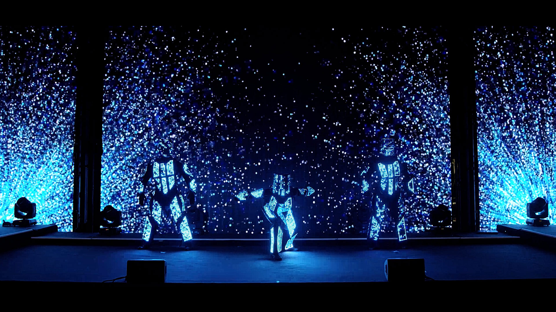 Show de vida LED Show
